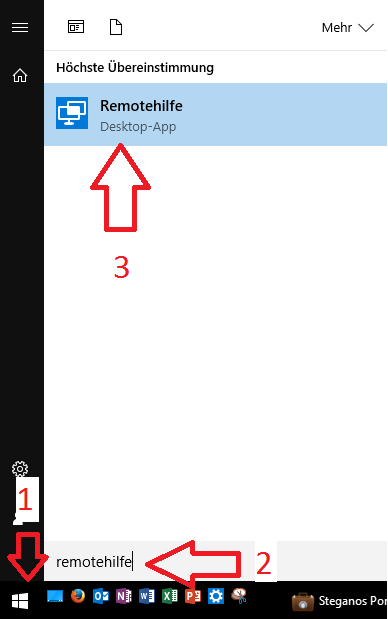 Die Fernwartung von Windows 10: Remotehilfe | ComputerService MTK